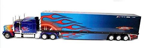 Remote Control Tractor Trailer Trucks : Cm wd radio control remote rc us trailer