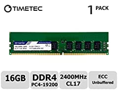 Timetec - Memory of a lifetime       Compatible with (But not Limited to):*Please click image for more compatible systems model       Acer  - Altos T110 F4 (DDR4)/ T310/ Veriton P130/...       ASRock  - Motherboard C236 WS/ WSI/ C236M ...