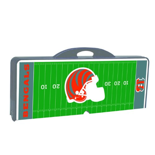 Amazon.com: Mesa de picnic deporte color: negro, NFL Equipo ...