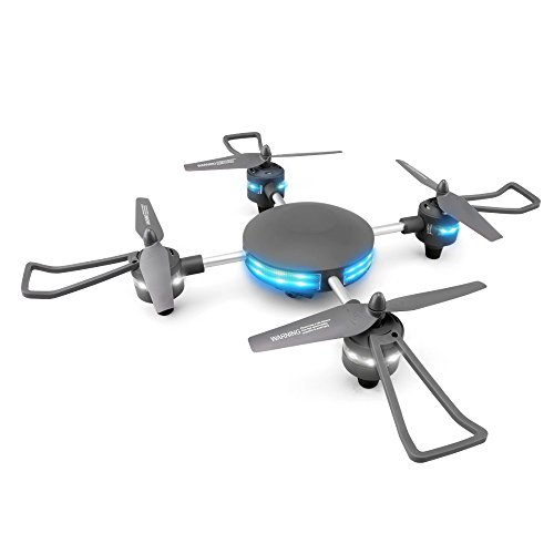 KAIM RC Drone with WiFi Camera FPV Quadcopter Quadcopter RTF-Black by KAIM