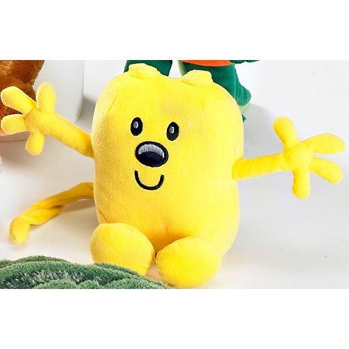 Ty Beanie Babies Wow Wow! Wubbzy! WUBBZY -
