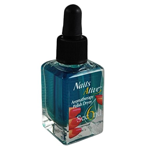Drop on Polish Hardener - Nails Alive - 6 Second 29 ml