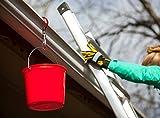 HEROCLIP Carabiner Clip with Swivel Hook (Medium) - Red/Blue