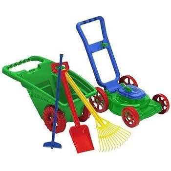 American Plastic Toy pieces Gardener Set