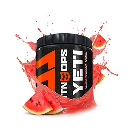 MTN OPS Yeti Monster Pre-Workout Powder - tiendamia.com