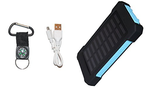 Best Portable Solar Charger For Camping - 8