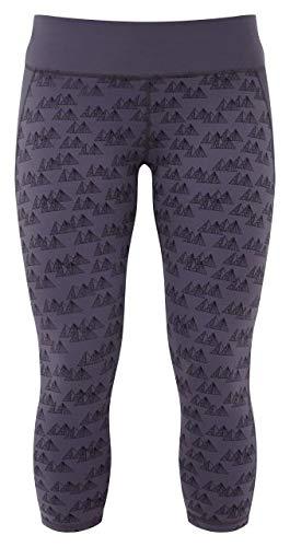 (Mountain Equipment Cala Cropped Legging - Womens, Welsh ME-002939 Me-01133 Welsh Slate 16 NA)