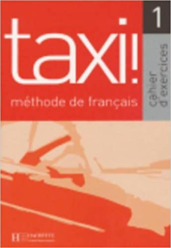 Taxi French Book