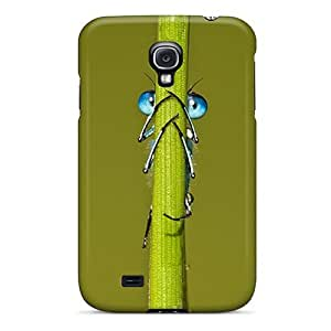 Galaxy S4 Case, Premium Protective Case With Awesome Look - Hi There 907