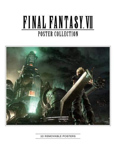 Final Fantasy Vii Poster Collection: Amazon.es: Square Enix, Square Enix: Libros en idiomas extranjeros
