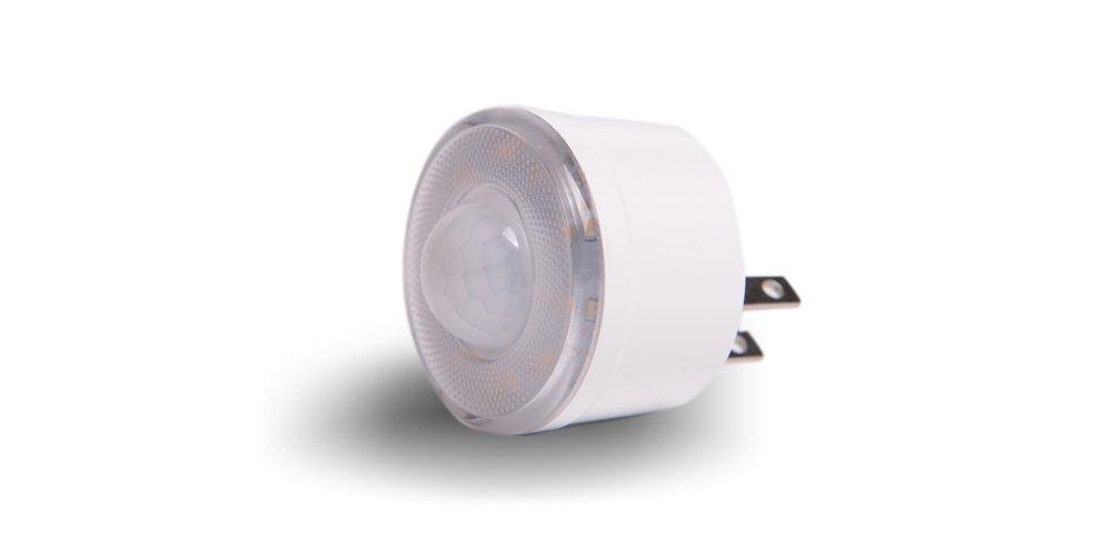LEDモーションセンサーナイトライトの寝室、廊下、ステップ、階段、エネルギー効率的な B079FMB5SQ
