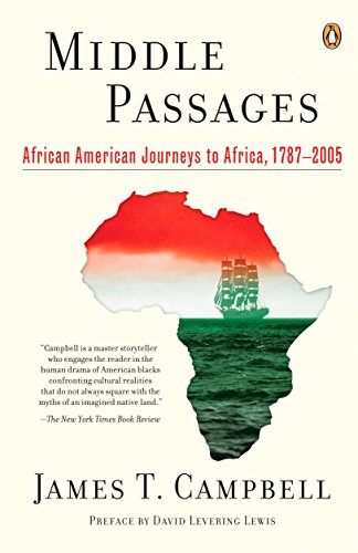 Search : Middle Passages: African American Journeys to Africa, 1787-2005