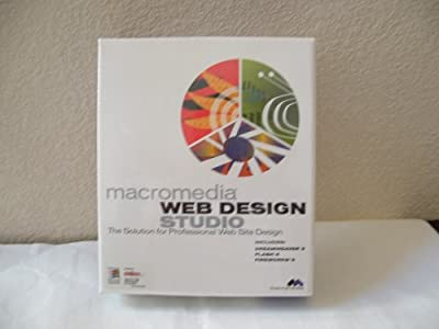 Macromedia Web Design Studio 3 Bundle - Dreamweaver, Flash, Fireworks, Freehand