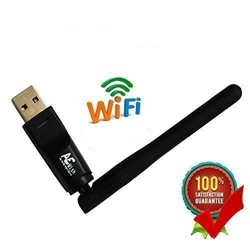 ANEWISH Wireless WiFi USB Dongle Stick Aura HD MAG 250 254 255 256 257 275 IPTV OTT Box