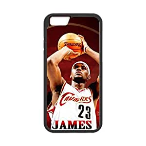 Hoomin Lebron James Last Shot Case For Sumsung Galaxy S4 I9500 Cover Cell Phone Cases Cover Popular Gifts(Laster Technology)