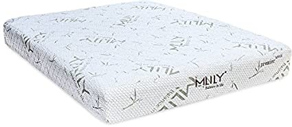 "MLily Premier 7"" CertiPur-US Gel Memory Memory Foam Mattress Luxury Air Cool Toxin"