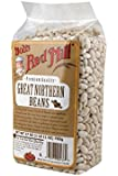 Bob's Red Mill Beans Great Northern, 27-Ounce (Pack of 4)
