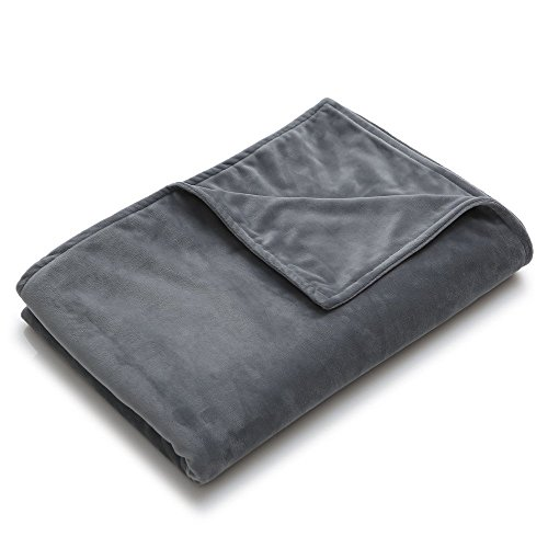 Removable Duvet Covers for Weighted Blanket Inner Layer 48''x72''