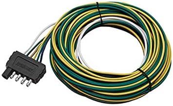 Amazon.com: 25 ft Trailer End Wishbone Wire Harness, 5 Way Flat: Automotive   Wishbone Wire Harness      Amazon.com