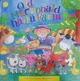 img - for Old MacDonald Had a Farm: A Glittery Nursery Rhyme Book! book / textbook / text book