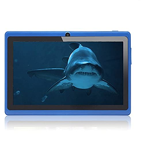 Haehne 7 Inch Android 4.4 Google Tablet PC 512MB DDR3 Allwinner A33 1.5GHz Quad-Core Capacitive Touch Screen Dual Coupons