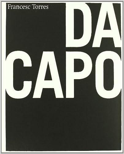 Book Da capo