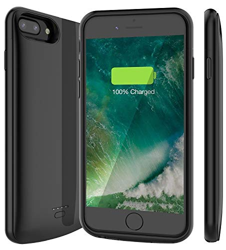 huge selection of a3f61 75a87 70% discount on iPhone 7 Plus / 8 Plus Battery Case, Slim Charger ...