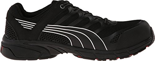 Men's Puma Safety Fuse Motion SD Low Safety Toe Shoes, Black/Black, 13D by PUMA (Image #2)