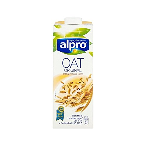 Alpro Longlife Oat Milk Alternative 1L - (Pack of 6) by Alpro