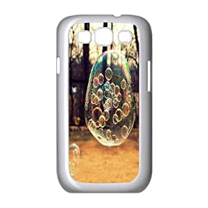 LTTcase Customised Personalised blowing bubbles Case for samsung galaxy s3 i9300