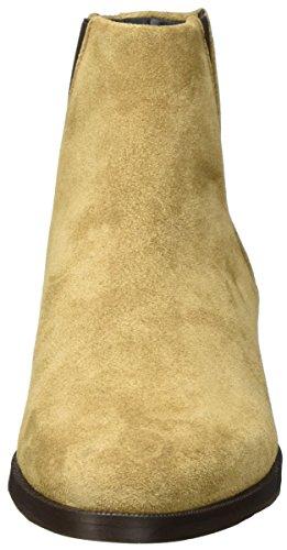 Royal RepubliQ Damen Prime Chelsea Suede Boots Braun (biscotto)