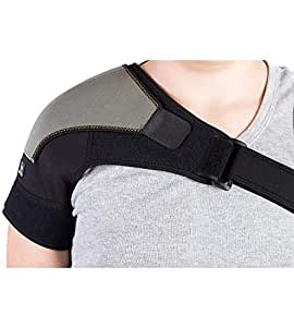 Shoulder Brace for AC Joint & Tendinitis | Shoulder Support for Pain Relief & Injury Prevention | Compression Shoulder Ice Pack | Single Shoulder Support Rotator Cuff Brace for Women & Men by Astorn