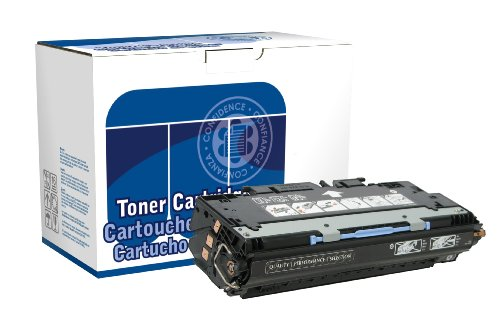 - Dataproducts DPC353700B Remanufactured Toner Cartridge Replacement for HP Q2670A (Black)