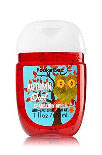 Bath & Body Works PocketBac Hand Gel Autumn Owl Cranberry -