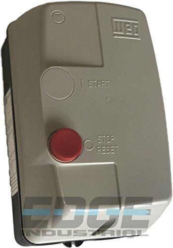 WEG MAGNETIC STARTER FOR ELECTRIC MOTOR AIR COMRPESSOR 25 AMP 5HP 1 PHASE 230V