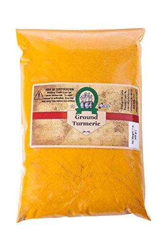 International Spice Turmeric Powder (Ground), 5 Lb by International Spice