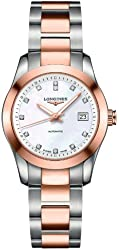 Longines Sport Collection Conquest Ladies Watch L2.285.5.87.7