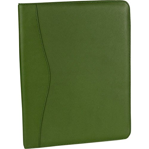 Royce Leather Deluxe Writing Padfolio (Green) by Royce Leather