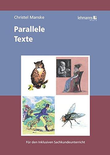 Parallele Texte: Für den inklusiven Sachkundeunterricht