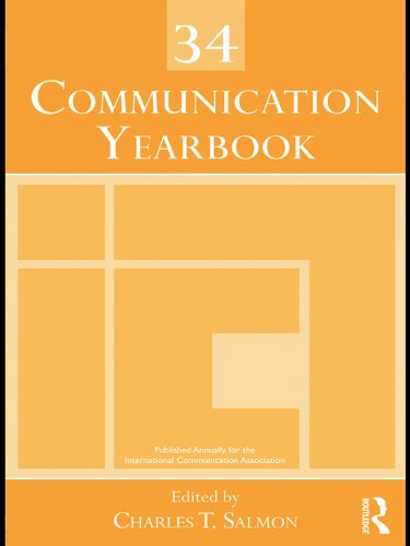 Communication Yearbook 34 Pdf