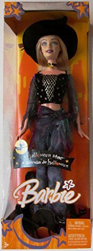 Barbie Halloween Star -