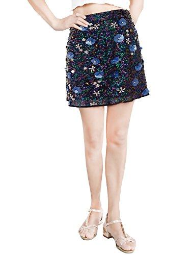 Sparkle Mini Skirt - 6