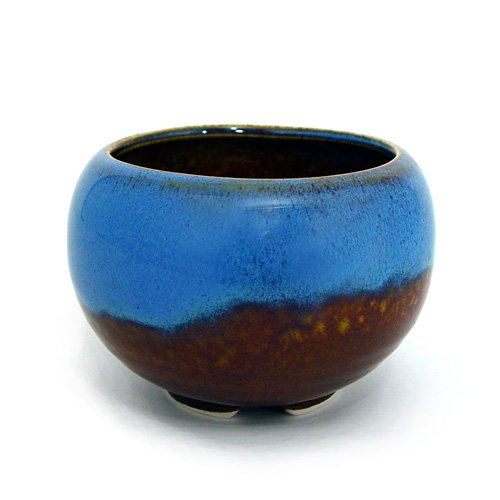 Shoyeido's Oasis Ceramic Incense Bowl