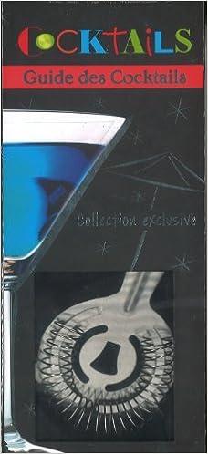 Cocktails: Guide Des Cocktails (Collection Exclusive) (Boxset Drinks X 4)