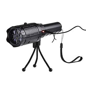 fnemo LED lámpara de proyección, 12 Unidades patrón Dias Trípode ...