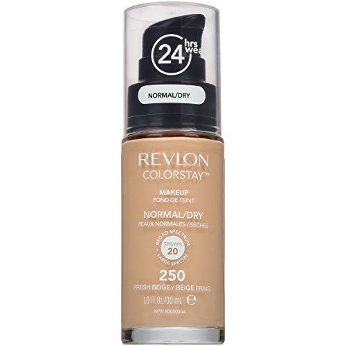 Revlon Colorstay Makeup Foundation (Revlon ColorStay Liquid Foundation For Normal/dry Skin,Fresh Beige, 1 Fl Oz)