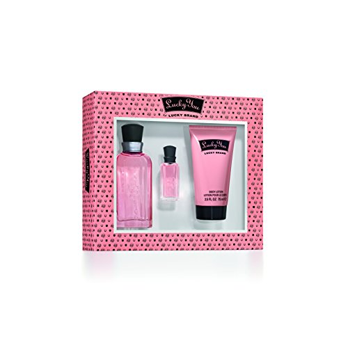 Cologne Set Women Gift (Lucky Brand You Ladies Gift Set)