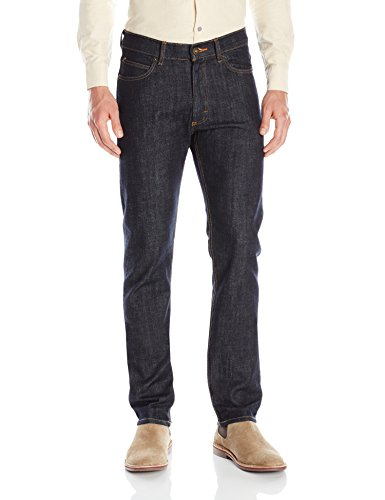 Mens Jeans Tapered Leg - Lee Men's Modern Series Slim-Fit Tapered-Leg Jean, Lone Wolf, 38W x 30L