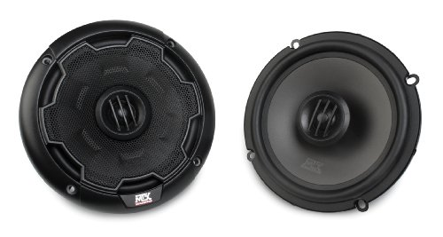 MTX Audio THUNDER65 Thunder Coaxial Speakers - Set of 2 (Mtx Auto Speakers)