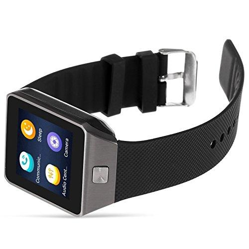 QW09 reloj inteligente teléfono, 4 GB + 512 MB pantalla ...